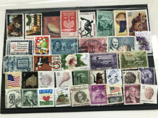 USA 100 used stamps off-paper all different no duplicates