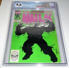 Incredible Hulk #377 CGC Universal Grade Comic 9.8 Prof. Professor Doc Samson