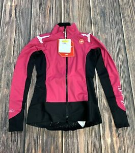 Castelli Alpha ROS W Light Jacket Women's Small New with Tags