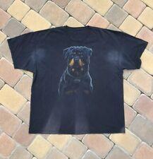 Rottweiler T Shirt Mens 3XL