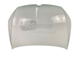 Golf 7 VII (5G1,BQ1,BE1,BE2) Motorhaube Frontklappe LC9A Pure White / RS 83