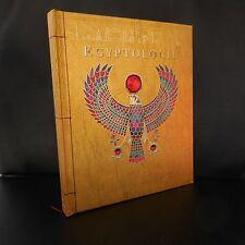 Livre-objet Egyptologie Milan Jeunesse 2005 fac-similé journal Emily SANDS 1926