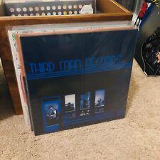 Jack White Live At Third Man Records Nashville Cass Corridor Vinyl 3LP Vault 37