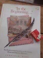 Creation Of Australia  original writings, In the Beginning