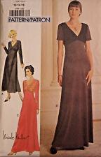 B-3799 Evening Dress Sewing Pattern Butterick Size 12-14-16 Uncut