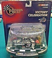1998 Winners Circle Dale Earnhardt 3 Victory Celebration Daytona 1998 1/43 scale