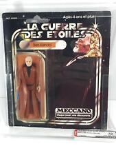 Star Wars 1978 MECCANO BEN (OBI-WAN) KENOBI 20 back AFA 70 Y (C70 B60 F85)