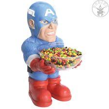 Rubies 335673 Captain America Candy Bowl Holder Süßigkeiten-Schale ca 40cm