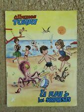 La Playa De Las Sorpresas.Sabates.Albumes Toray.1961