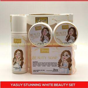 SOAPlada Stunning White Beauty Set  by Yasuy Skincare