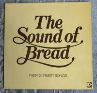 The Sound of Bread - Their 20 Finest Songs - Vinyl LP - 1977 Elektra ELK 52 062