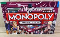 Parker Monopoly Coronation Street Board Game - Read Description