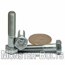 M6-1.0 x 30mm - Qty 20 - DIN 931 HEX CAP BOLT / Screw - Stainless Steel A2-70
