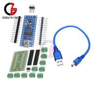 Nano V3.0 V1.0 ATmega168 CH340G mini USB Compatibile Kits Cable For Arduino NANO