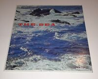 Debussy La Mer Ibert Prts of Call Boston Symphony Orchestra, The Sea, (1959)