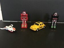 Vintage 1980'S GO-BOTS & Transformers Lot