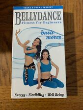 Bellydance Fitness For Beginners VHS