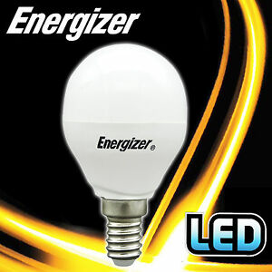 Golf Ball Shape LED 40w Light Bulbs SES E14 Warm Cool Daylight White or Dimmable