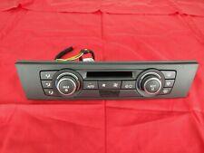 AC Heater Air Condition Climate Control Chrome Knobs Dial OEM BMW E90 E92 E93 #5