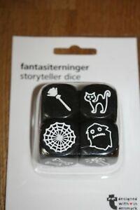 Story Cubes , Geschichtenwürfel, Fantasie ,Erzählspiel, Neu & Ovp