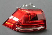 VW Golf 7 VII 5G Rl Feu Arrière Gauche Extérieur 5G0945095P