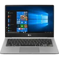 "LG 13Z990-A.AAS5U1 gram 13.3"" i5-8265U 8GB/256GB SSD Ultra-Slim Touch Laptop"
