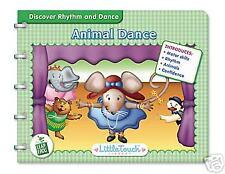 NEW LEAPFROG Little Touch LeapPad Book: Animal Dance