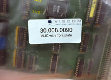 (NEW) Viscom 30.008.0090 VLIC Control Module with Front Plate 300080090