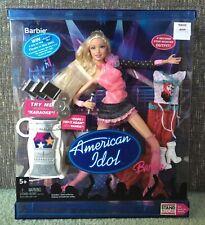 Barbie American Idol 2004 Collectors New In Box with Karaoke Machine