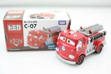Tomica Takara Tomy Disney Movie PIXAR CARS 2 C-07 Red Diecast Toy VX793076