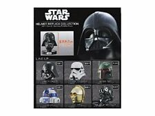 "Bandai Star Wars Mini Helmet Replica Collection 1 Darth Vader for 12"" 1/6 New"