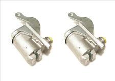 """PAIR of Morris Minor Rear Brake Wheel Cylinders (Pattern) 3/4"""" Bore"""