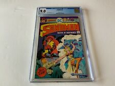 SANDMAN 5 CGC 9.0 MASTER OF NIGHTMARES JACK KIRBY DC COMICS 1975