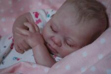 CUSTOM MADE PREEMIE Reborn doll baby ooak lifelike vinyl art ARTIST  KAELIN