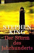 King - DER STURM DES JAHRHUNDERTS Fantasy Abenteuer TB