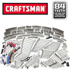 Craftsman 540-Piece Mechanics Tool Set w/ 84T Ratchet Ratcheting Wrench - NEW