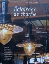 FRENCH BOOK/GUIDE : Lighting/Luminaire (antique,art deco,50s .. lamp,chandelier)