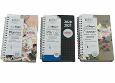 PlanAhead 2020 2021 Monthly Weekly Planner Agenda Pocket Size Choose Cover