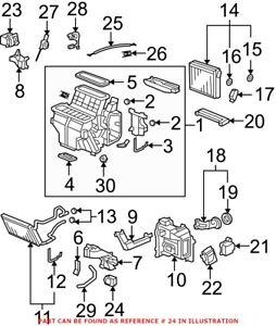 Genuine OEM HVAC Blower Motor Control Module for Acura 79330SDGW51