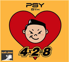 PSY VOL.8 [ 4X2=8 ] FEAT.GD, TAEYANG,TABLO,BOBBY,