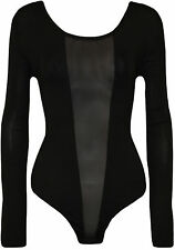 Patternless Body Party Long Sleeve Tops & Shirts for Women