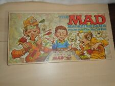 The Mad Magazine Board Game from Parker Brothers 1979 Family Fun Game Night