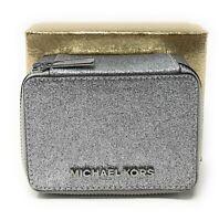 Michael Kors Giftables Glitter Mini Traveling Pill box Pill Case $118
