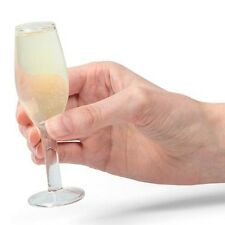 PROSECCO SHOT GLASSES 4X - 28266 SHOOTER NOVELTY GIFT PROSECCO FIZZ CHAMPAGNE