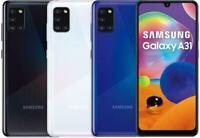 """NEW Samsung Galaxy A31 128GB 4GB RAM SM-A315G/DSL FACTORY UNLOCKED 6.4"""" Dual Sim"""