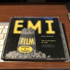 EMI Music Publishing: The Film Music of EMI Songs & Themes 4-CD Set! MINT DJ PRO