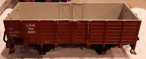 LGB 4021 High Side Gondola LN no box