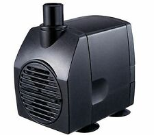 Jebao PP388 Submersible 198 gph Fountain Pump w/flow control dial-small & quiet