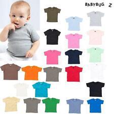 Kids Baby Boys Girls Top T-Shirt Tee Girls new born 1 2 18 months 100/% cotton