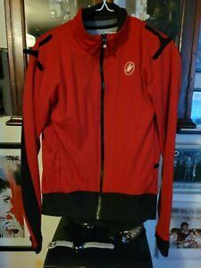 Castelli Alpha ROS 2 Light Men Jacket Size Xl.